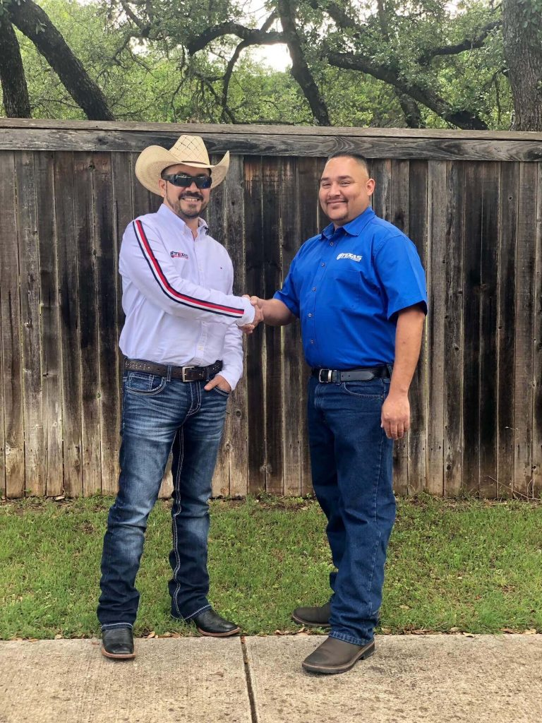 Owner of Texas Air Repair AC and Heating Henry Rodriguez