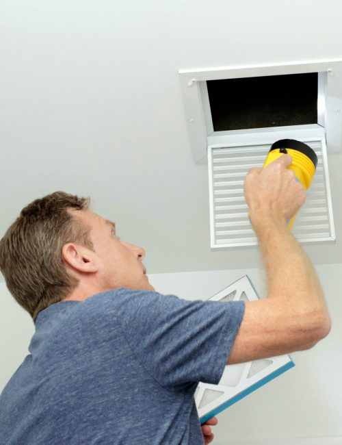 Air Duct Services in Home HVAC System